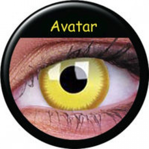 Avatar Prescription Contact Lenses (1 pcs)