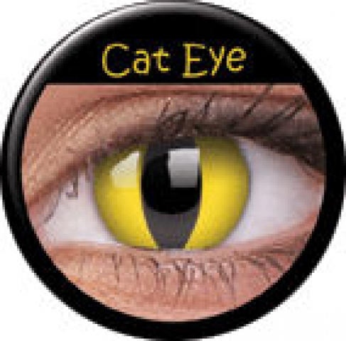 Cat Eye Prescription Contact Lenses (1 pcs)