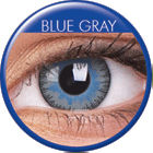 Big Eyes Fusion Grey Blue Prescription Colored Lenses (1 pcs)